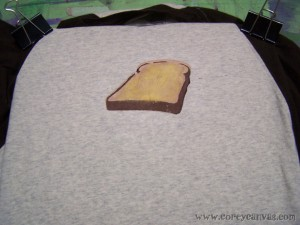Toast Finished