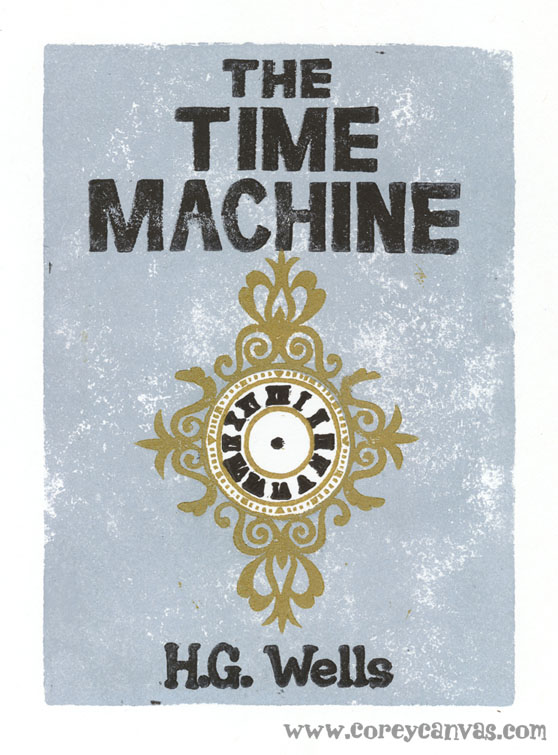 Book Covering Machine : Archive the time machine